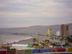 Arica city