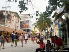 Playa del Carmen city
