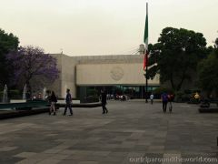 Mexico city – Museum of Anthropology