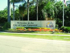 Cape Canaveral and Kennedy Space Center