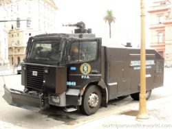 Safety in Argentina