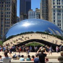 bean at Millenium Park Chicago