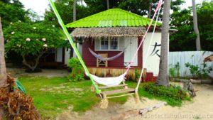 bungalow v Thajsku