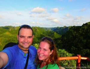 Národní park na ostrově Cat Ba