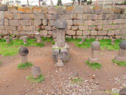 The Temple of Fertility Chucuito Peru