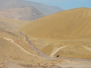 Roads in Chile