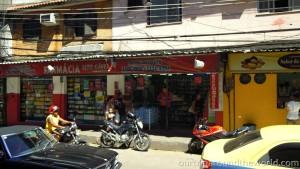 obchody favela Rocinha