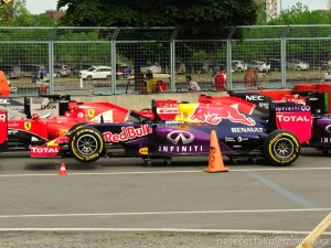 Monocoque Formula 1