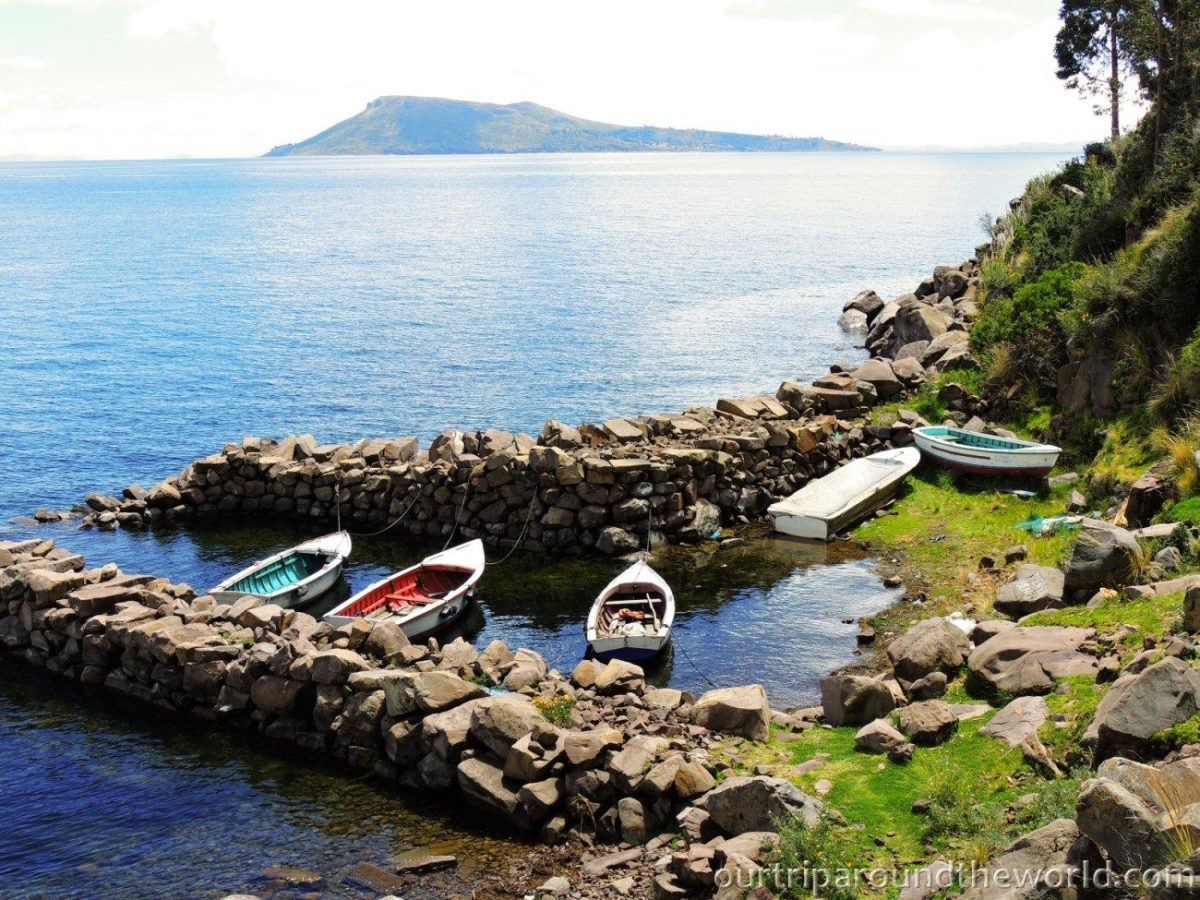 Ostrov Taquile