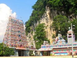 Kallumalai Murugan Temple Ipoh Malaysia