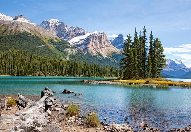 Canada A Treasure Of Nature In North America