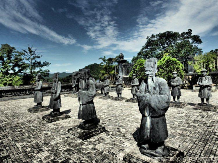 Khải Định tomb