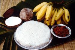 Kiribath srilankan cuisine