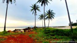 Koh Lanta deserted beach