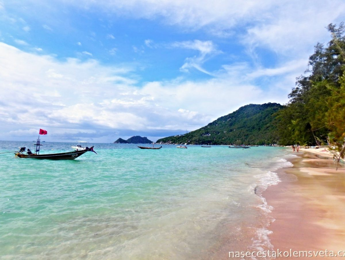 Koh Tao Beach Thailand