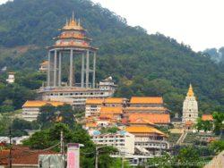 Temple complex Kek Lok Si