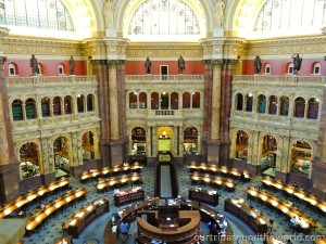 Library of Congress Washington D.C.