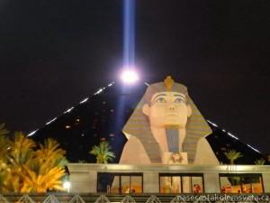 Luxor v Las Vegas
