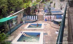 Machu Picchu bath