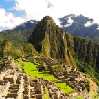 Machu Picchu and Aguas Calientes