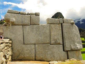 Machu Picchu rocks