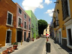 Mexican houses