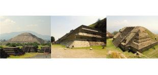 Mexican pyramids