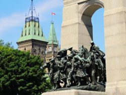 National War Memorial Ottawa Canada