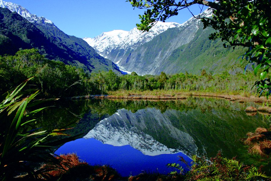 New Zealand Vacation In Pure Nature