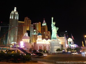 New York v Las Vegas