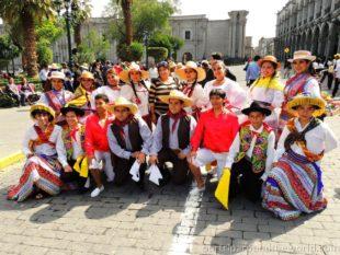 Peruvian folklore