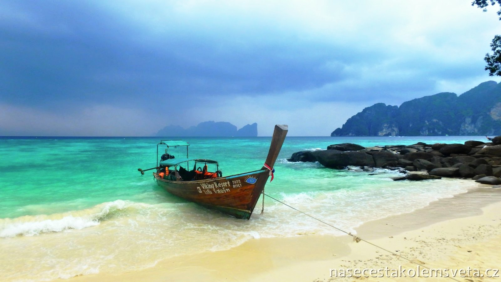 Phi Phi Islands beach