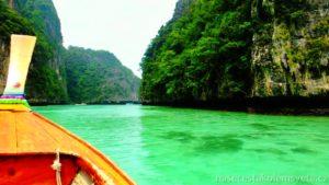 Pileh lagoon Phi Phi Ley