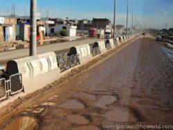 Roads in Peru