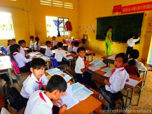 School in Vietnam