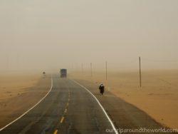 Road in Peru
