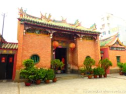 Temple in Saigon