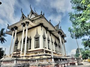 Temple near to Battambang