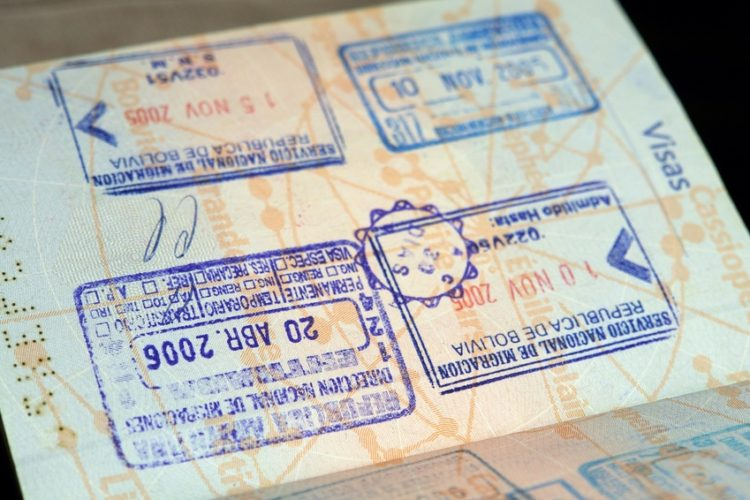 passport visas