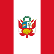 Vlajka Peru, Peruánská vlajka