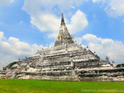 Wat Phukhao Tong Ayutthaya