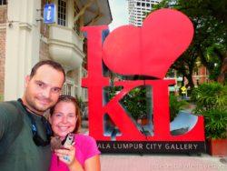 We love Kuala Lumpur