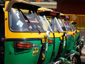 Indická rikša