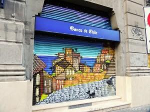 Valparaíso pouliční umění